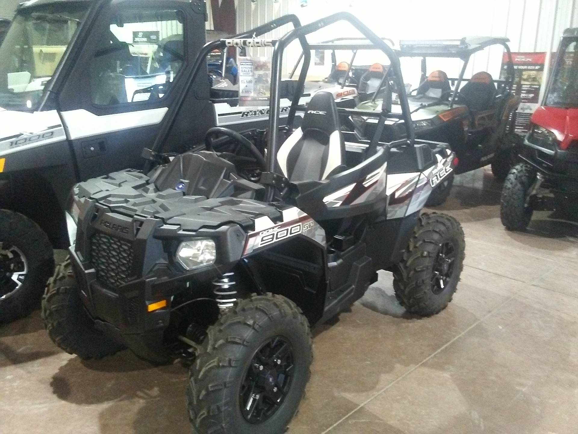 2016 Polaris ACE 900 SP in Prosperity, Pennsylvania - Photo 1