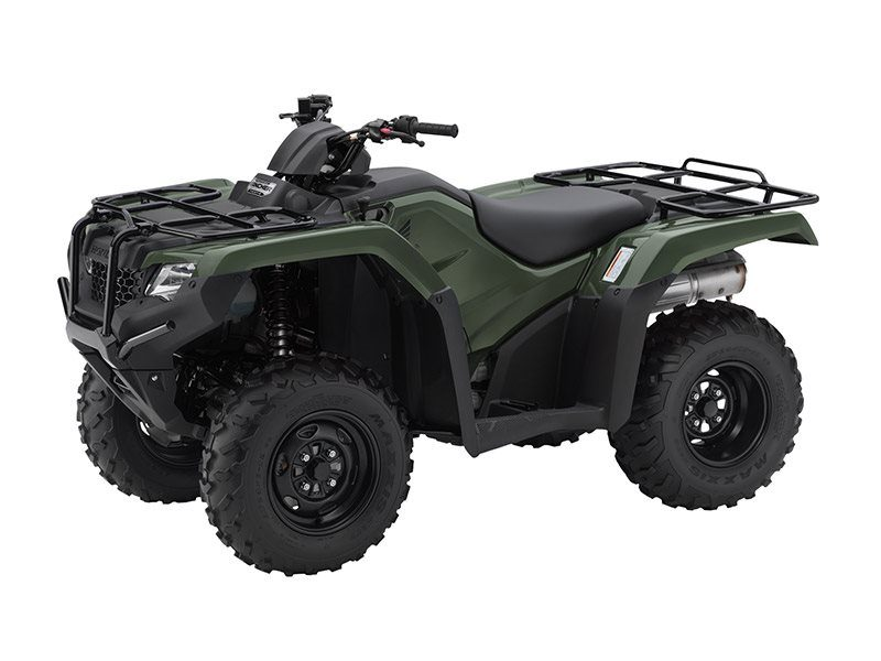 2016 Honda FourTrax Rancher 4x4 Power Steering in Prosperity, Pennsylvania