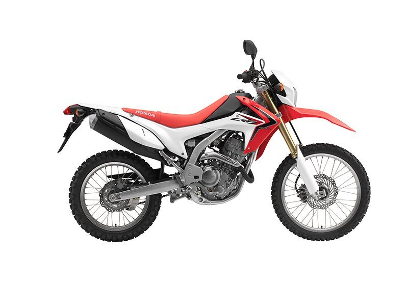 2016 Honda CRF250L in Prosperity, Pennsylvania