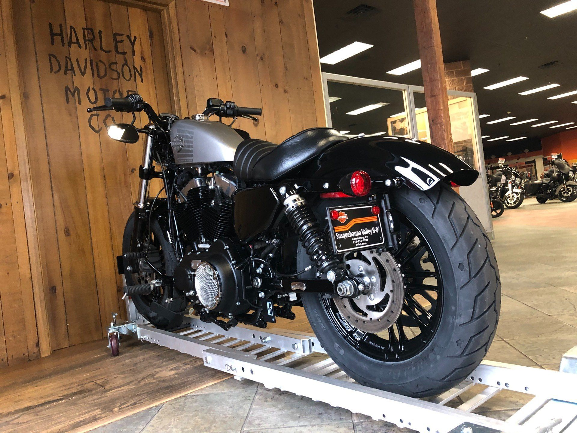 2016 Harley-Davidson Sportster Forty-Eight in Harrisburg, Pennsylvania - Photo 6