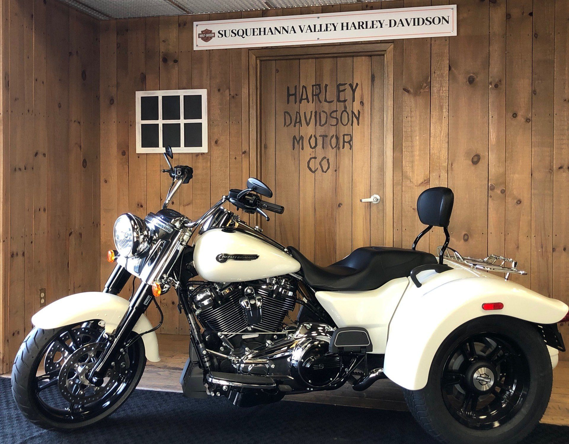 2019 Harley-Davidson Freewheeler® in Harrisburg, Pennsylvania - Photo 2