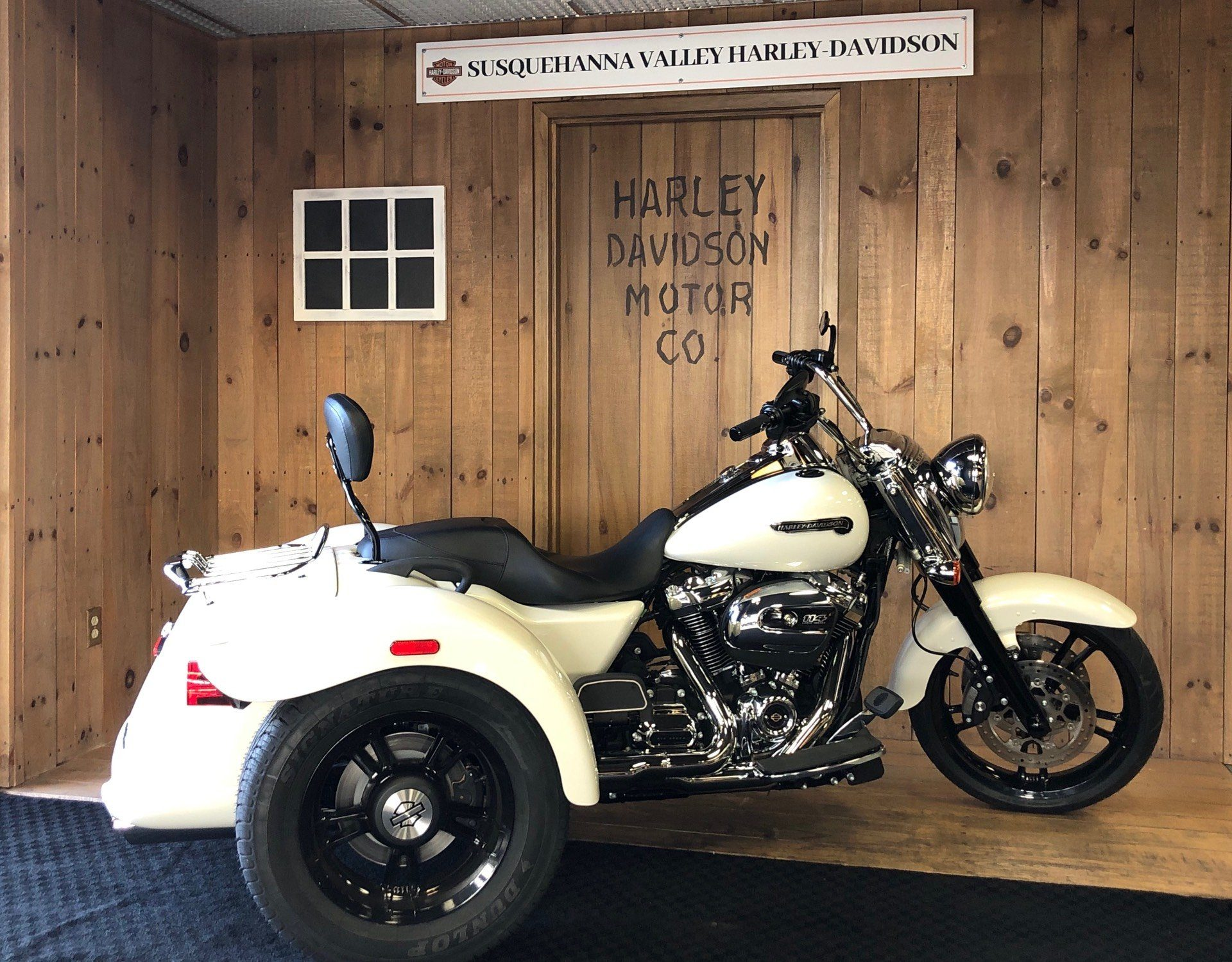 2019 Harley-Davidson Freewheeler® in Harrisburg, Pennsylvania - Photo 1