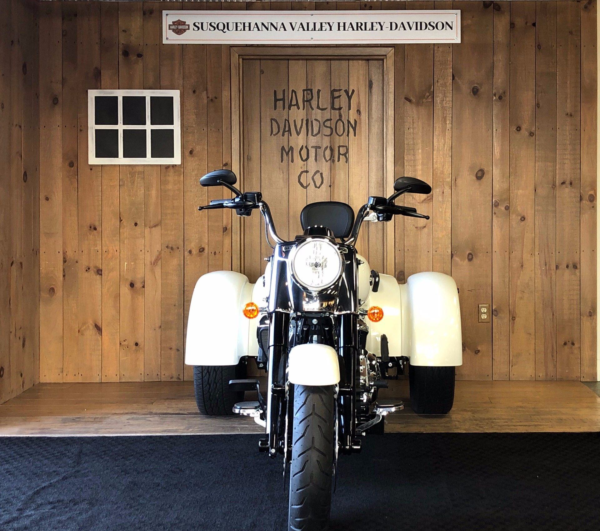 2019 Harley-Davidson Freewheeler® in Harrisburg, Pennsylvania - Photo 3