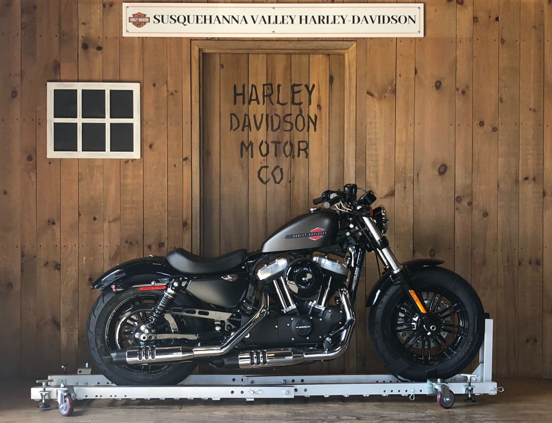 2020 Harley-Davidson Sportster Forty-Eight in Harrisburg, Pennsylvania - Photo 1