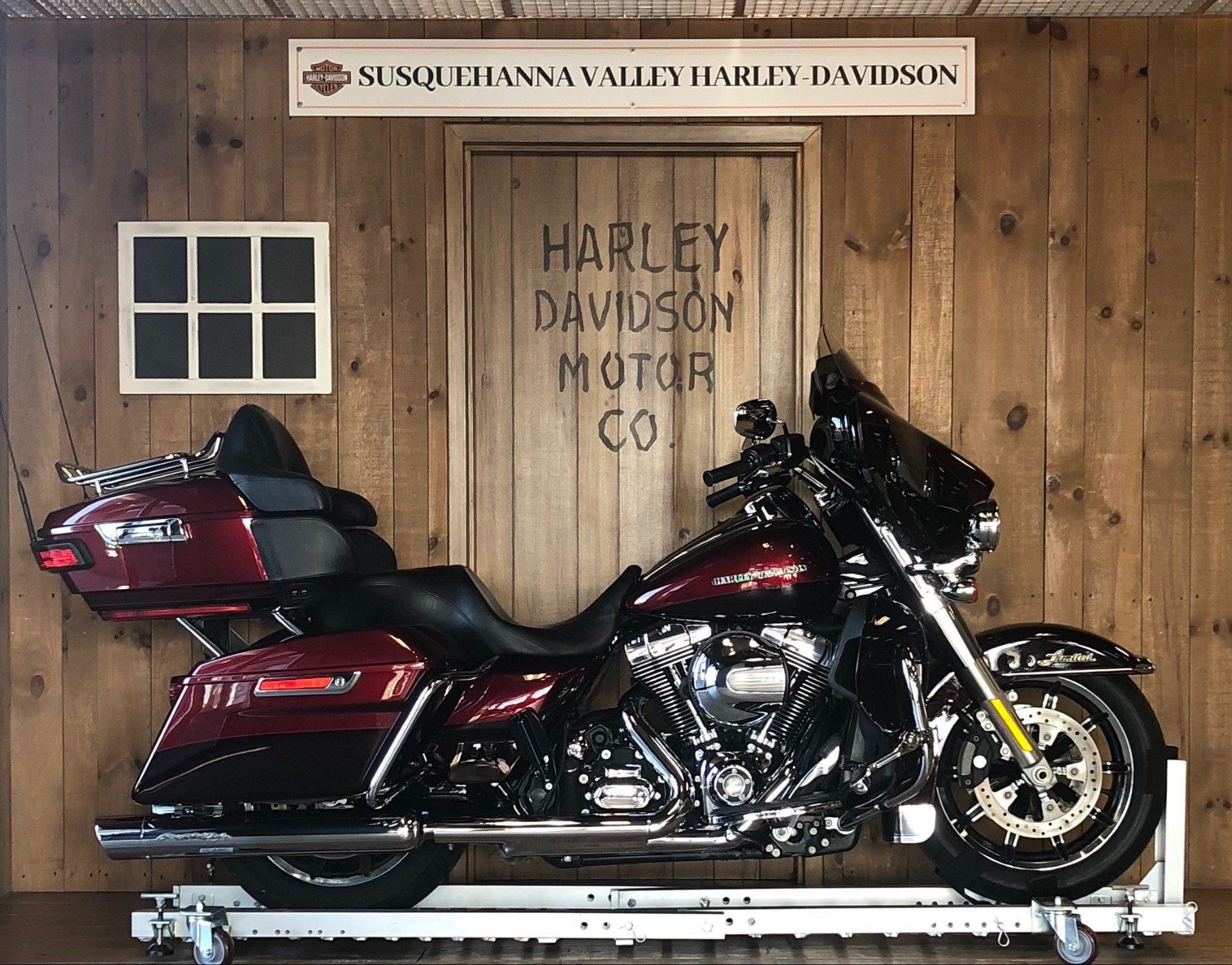 2015 Harley-Davidson Ultra Limited Low in Harrisburg, Pennsylvania - Photo 1