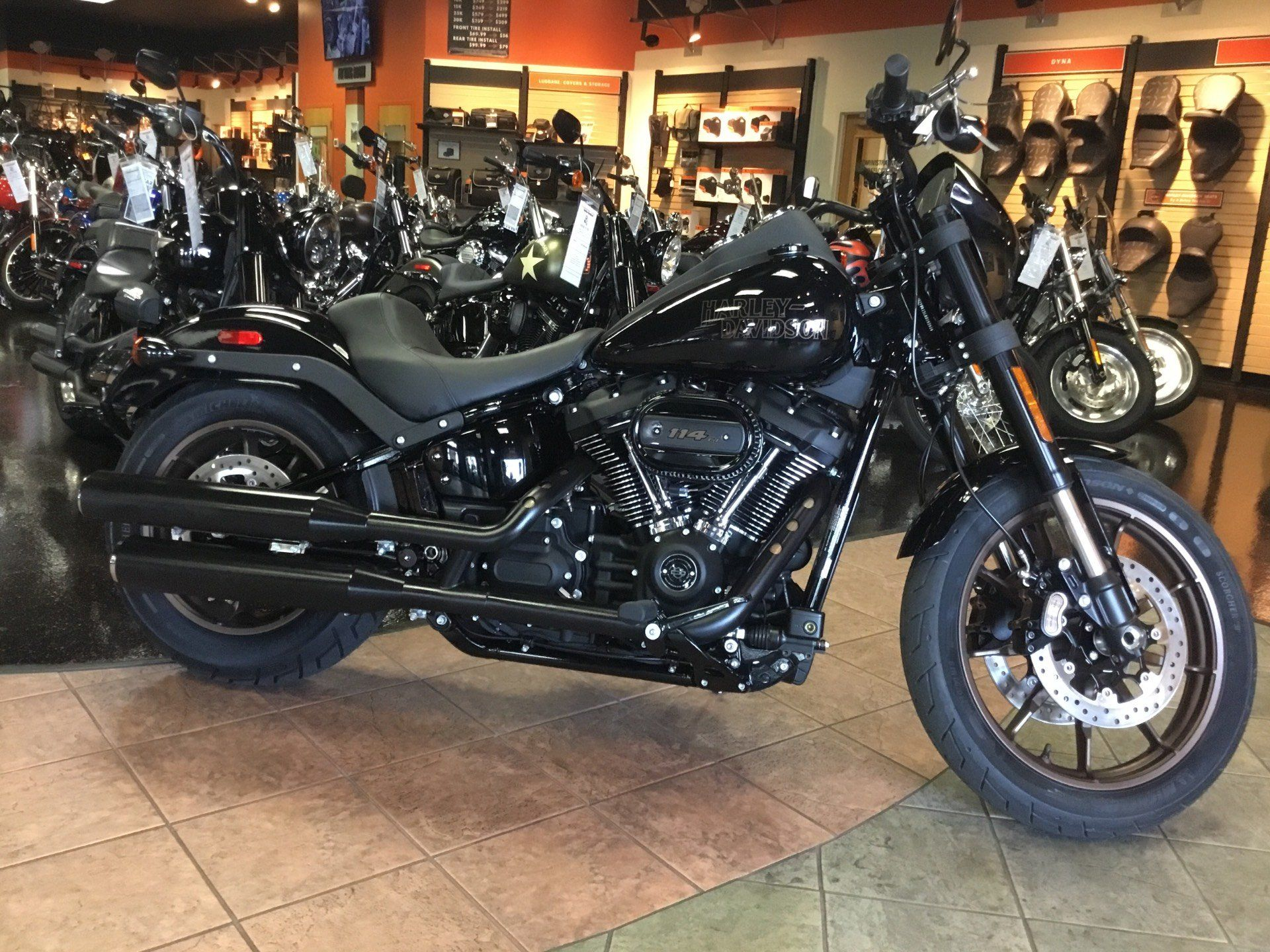 2020 Harley-Davidson FXLRS in Harrisburg, Pennsylvania - Photo 1