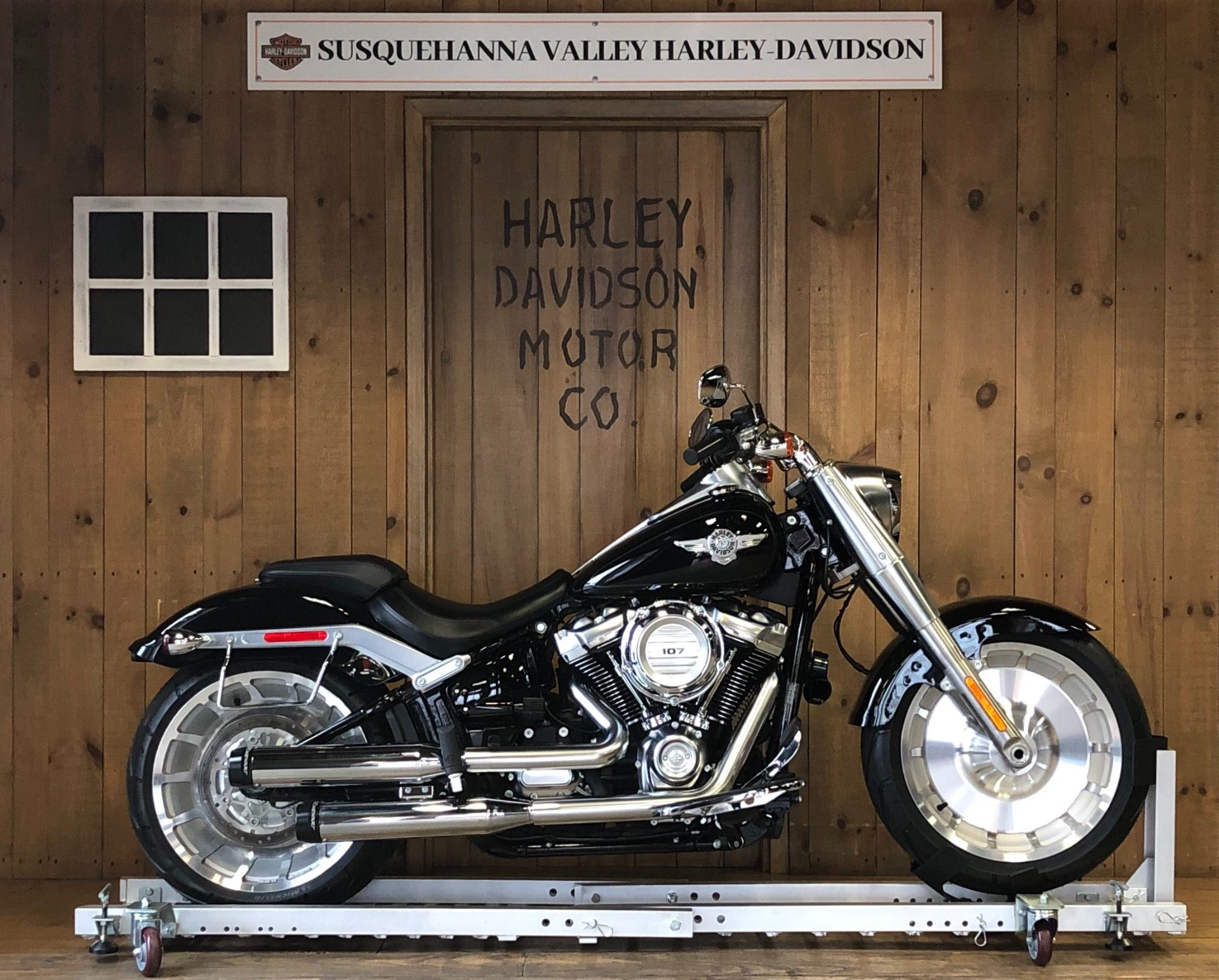 2019 Harley-Davidson Fat Boy in Harrisburg, Pennsylvania - Photo 1