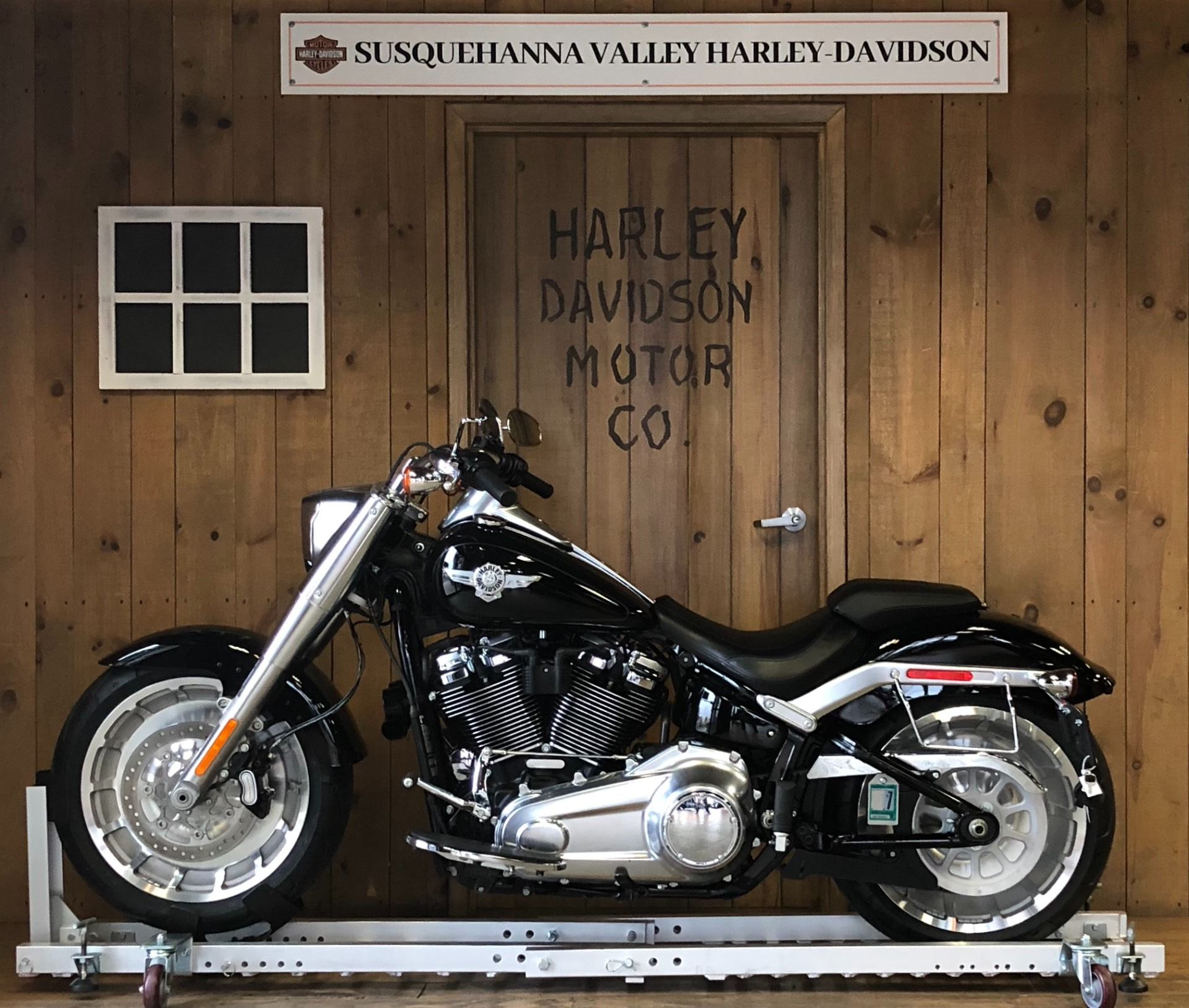 2019 Harley-Davidson Fat Boy in Harrisburg, Pennsylvania - Photo 2