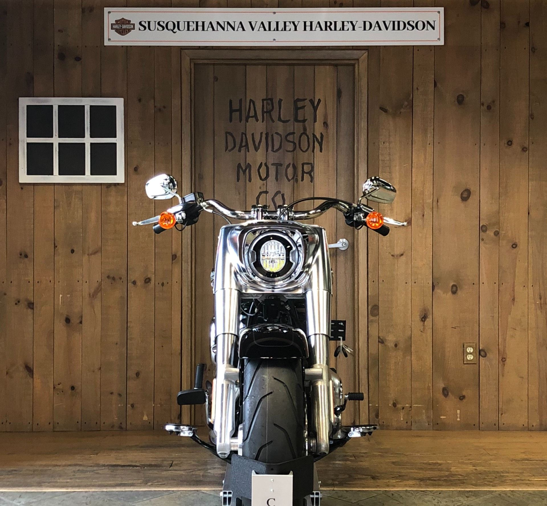 2019 Harley-Davidson Fat Boy in Harrisburg, Pennsylvania - Photo 3