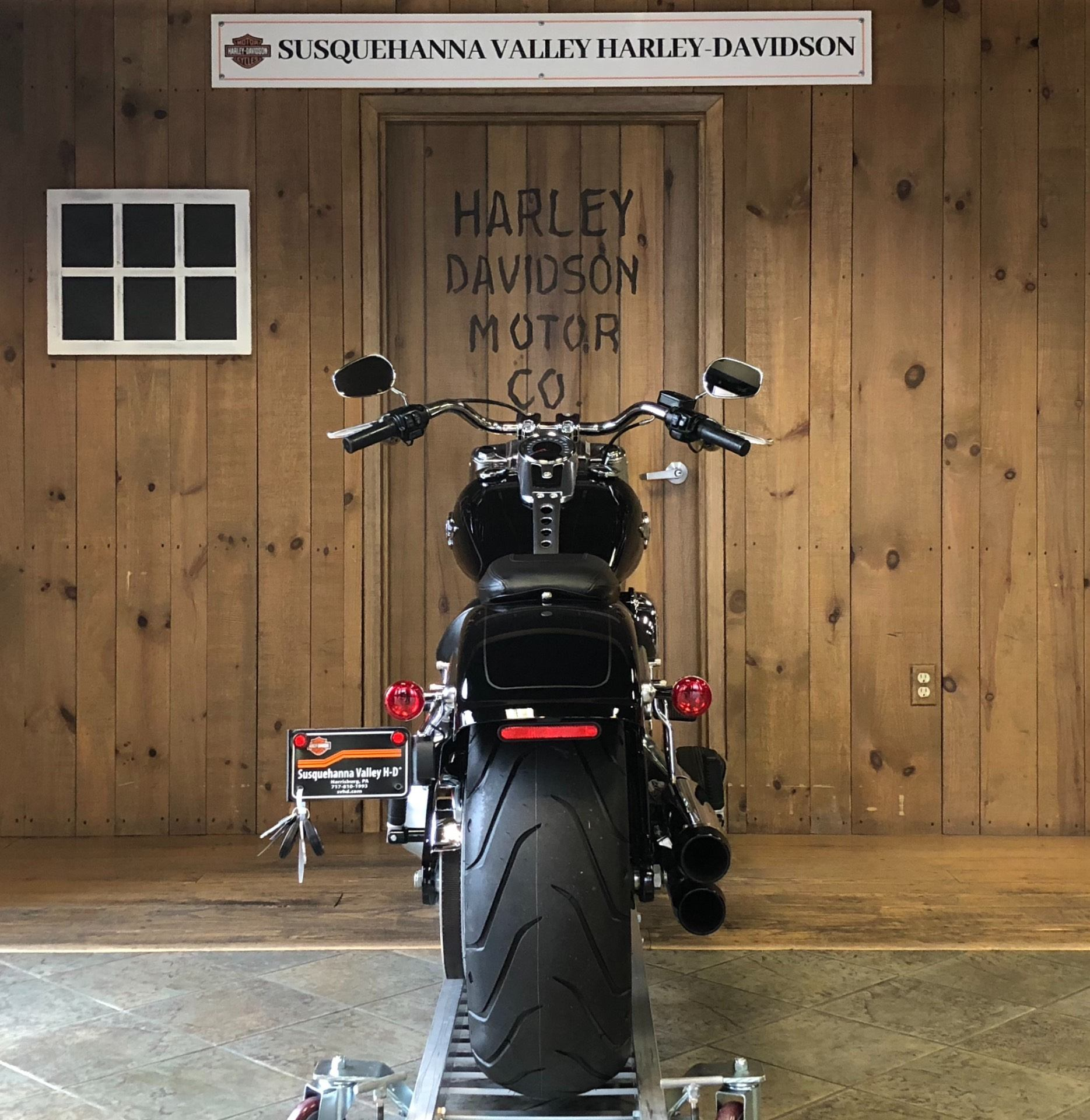 2019 Harley-Davidson Fat Boy in Harrisburg, Pennsylvania - Photo 4