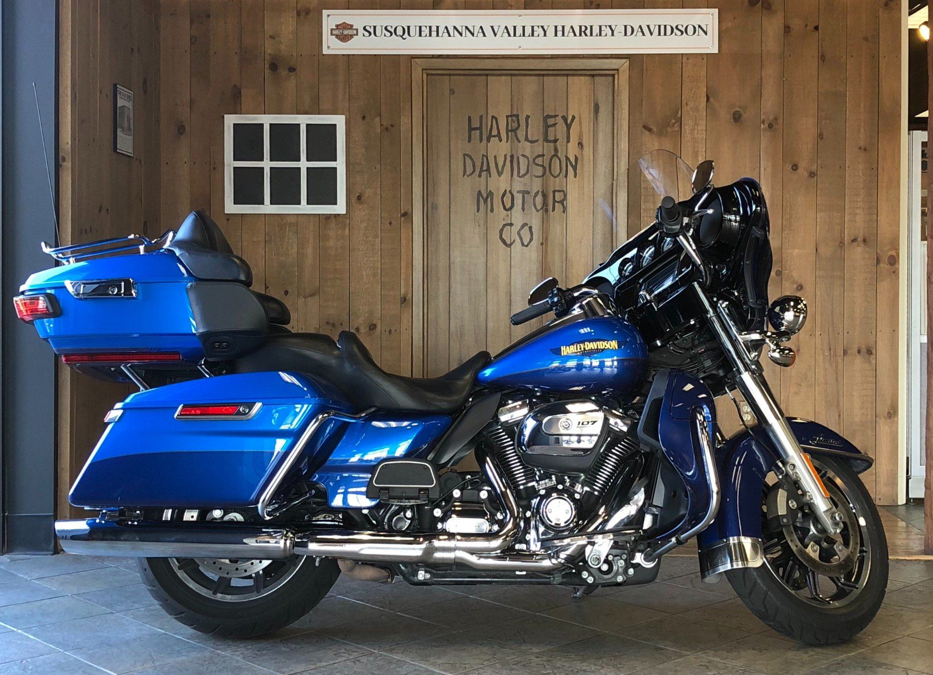 2017 Harley-Davidson Ultra Limited in Harrisburg, Pennsylvania - Photo 1