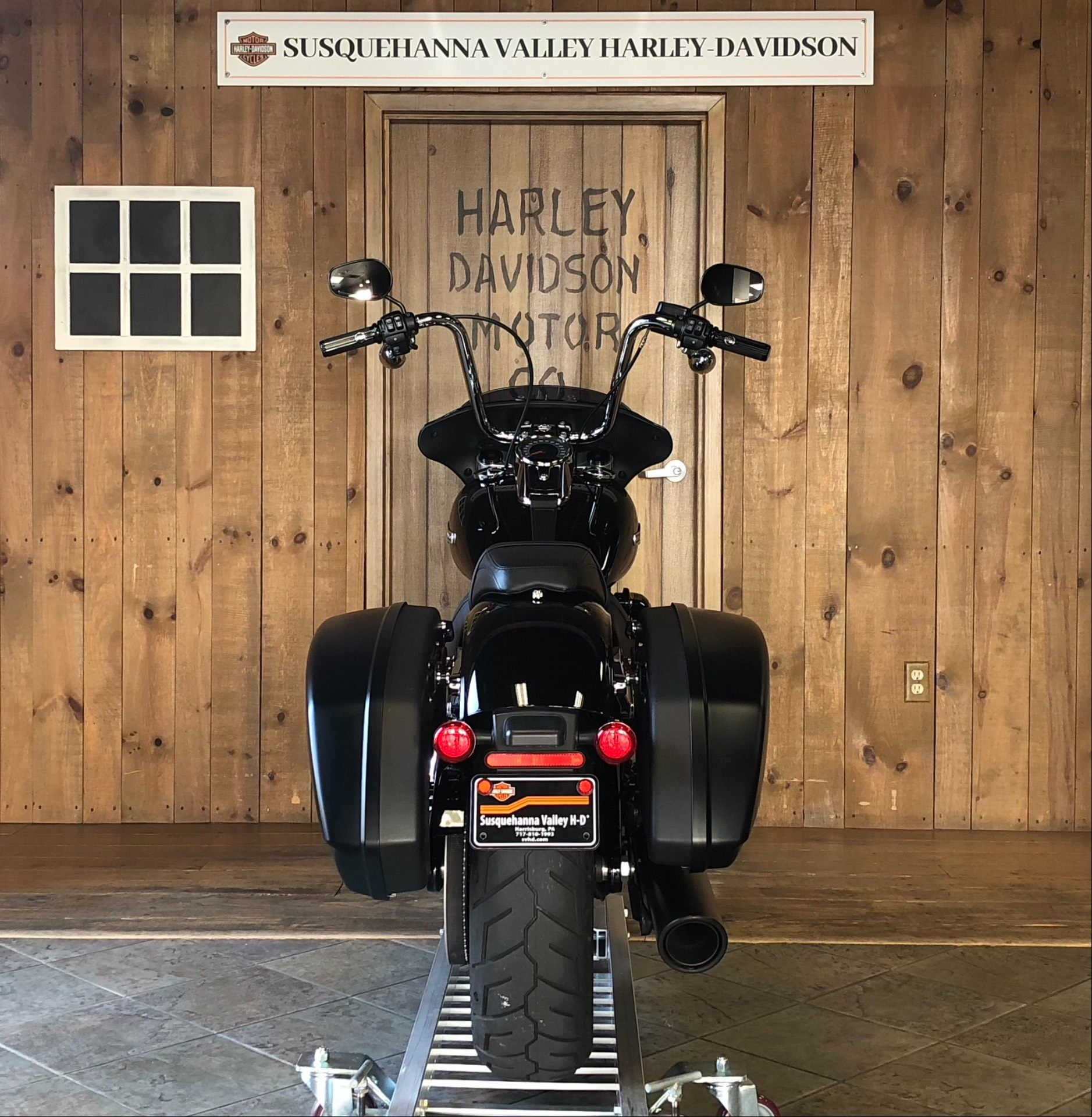 2018 Harley-Davidson Sport Glide in Harrisburg, Pennsylvania - Photo 6
