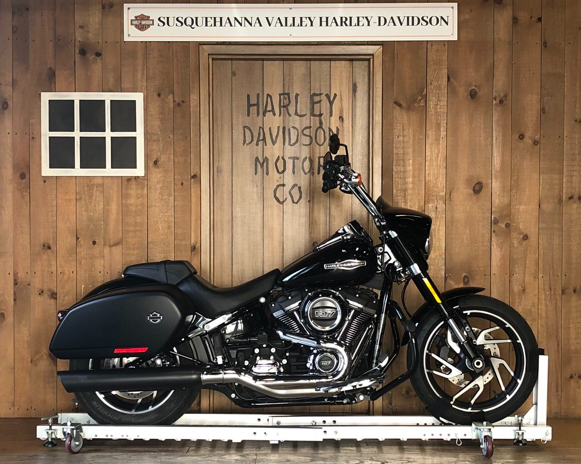 2018 Harley-Davidson Sport Glide in Harrisburg, Pennsylvania - Photo 1