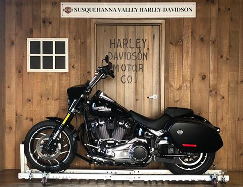 2018 Harley-Davidson Sport Glide in Harrisburg, Pennsylvania - Photo 4