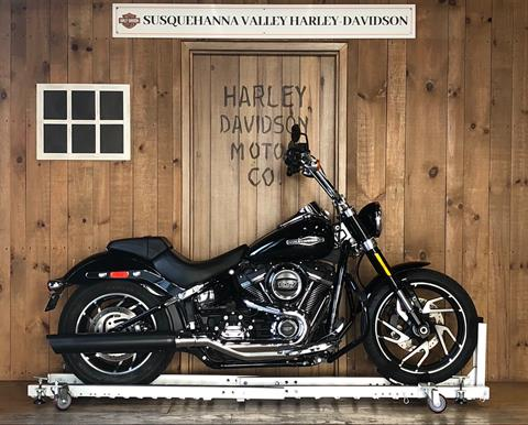 2018 Harley-Davidson Sport Glide in Harrisburg, Pennsylvania - Photo 11