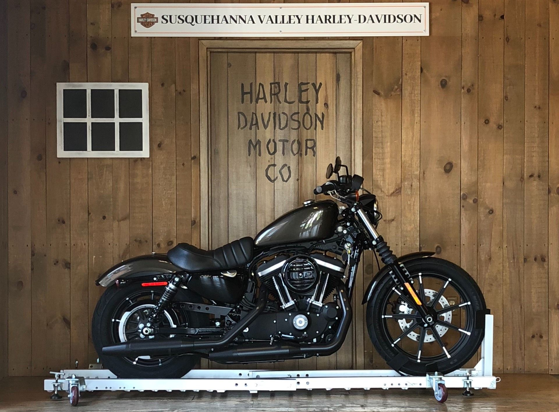 2020 Harley-Davidson Sportster Iron 883 in Harrisburg, Pennsylvania - Photo 1