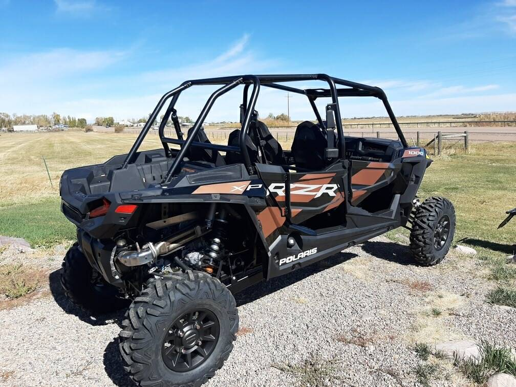 2021 Polaris RZR XP 4 1000 Sport in Rock Springs, Wyoming - Photo 1