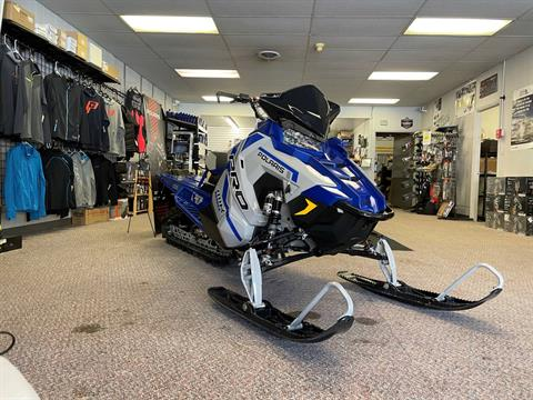 2021 Polaris 850 PRO RMK 163 2.6 in. Factory Choice in Rock Springs, Wyoming - Photo 2