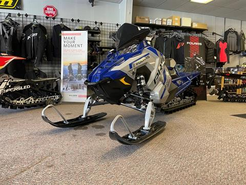 2021 Polaris 850 PRO RMK 163 2.6 in. Factory Choice in Rock Springs, Wyoming - Photo 4