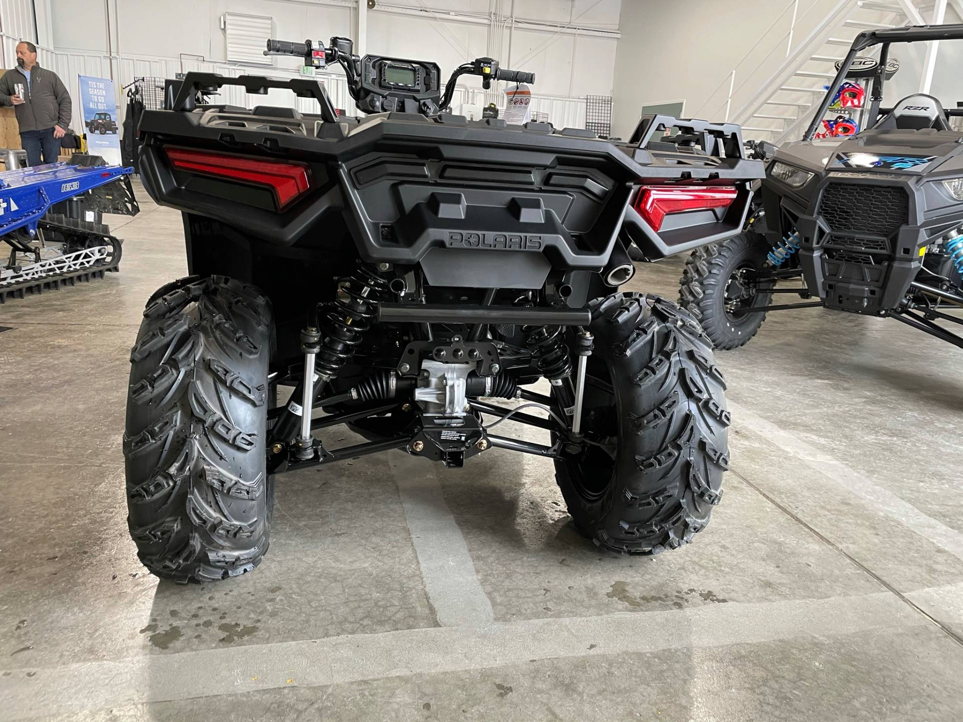 2021 Polaris Sportsman 850 Premium in Rock Springs, Wyoming - Photo 3
