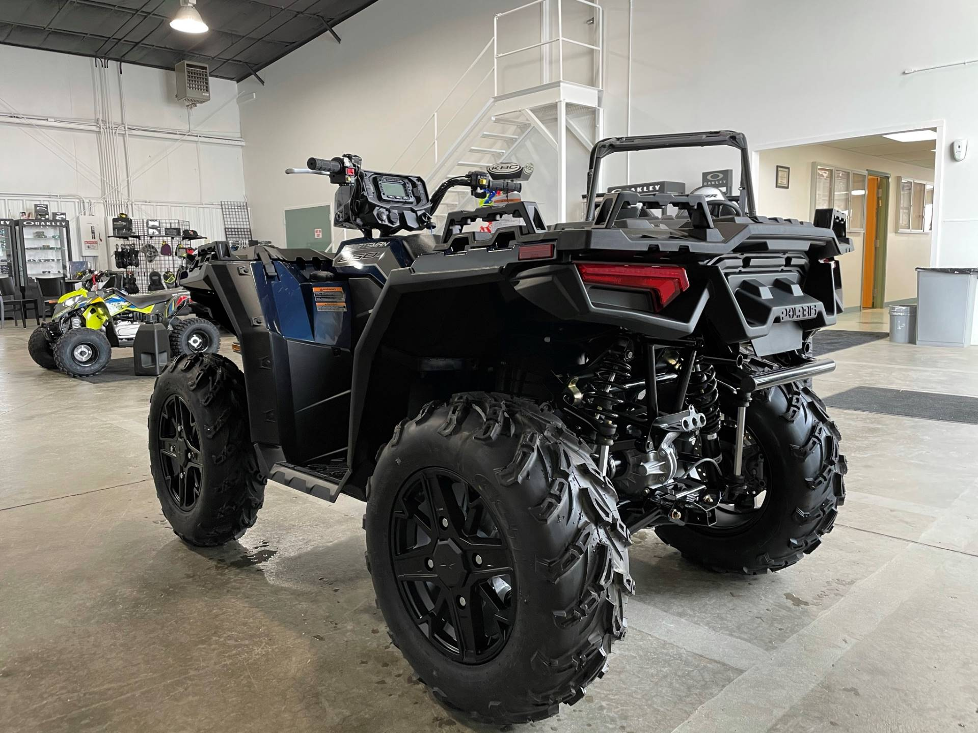 2021 Polaris Sportsman 850 Premium in Rock Springs, Wyoming - Photo 5