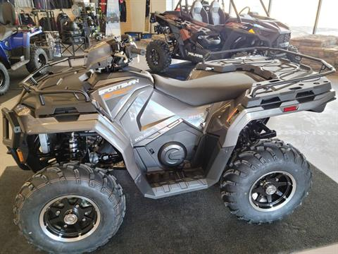 2021 Polaris Sportsman 570 Premium in Mountain View, Wyoming - Photo 3