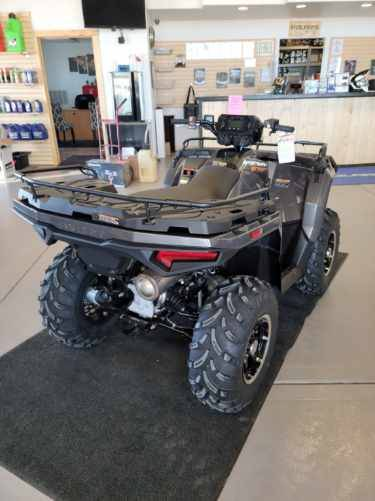 2021 Polaris Sportsman 570 Premium in Mountain View, Wyoming - Photo 4