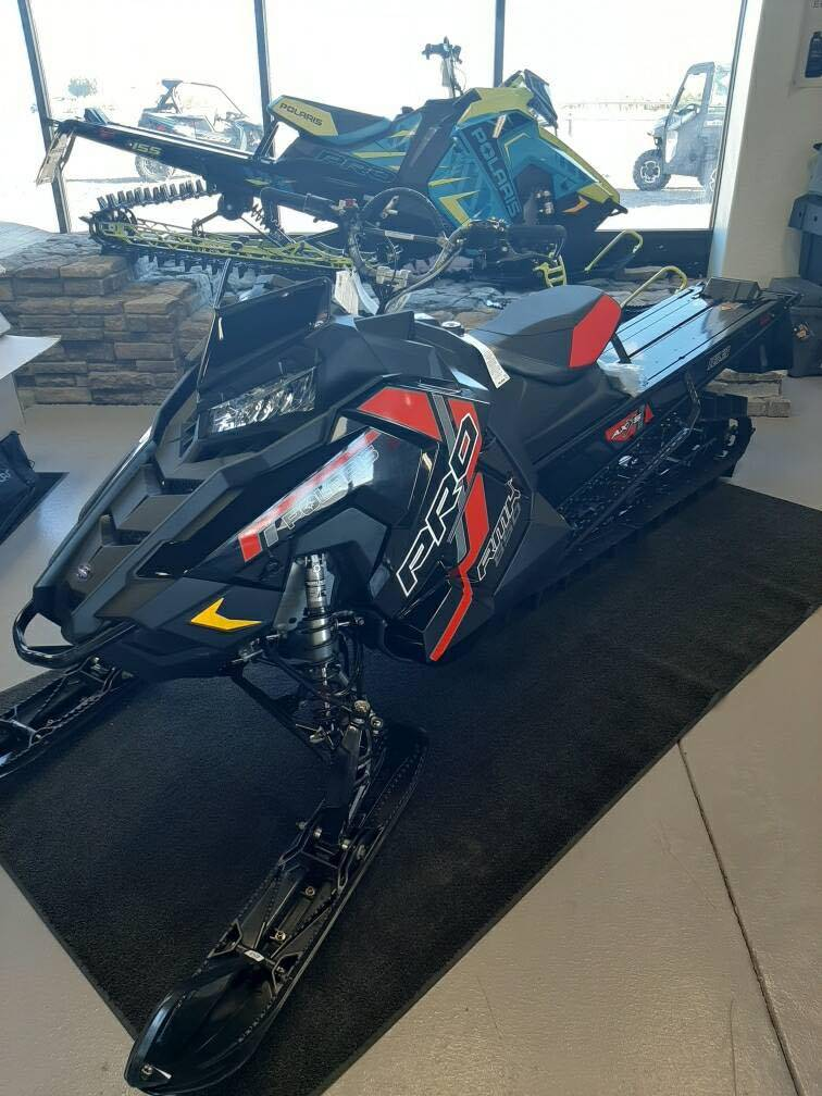 2021 Polaris 850 PRO RMK 163 3 in. Factory Choice in Mountain View, Wyoming - Photo 2