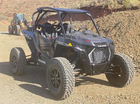 2021 Polaris RZR Turbo S in Morgan, Utah - Photo 1