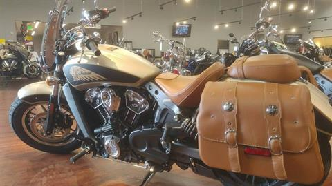 2018 Indian Scout® ABS Icon Series in Auburn, Washington