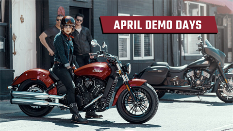 April Demo Days