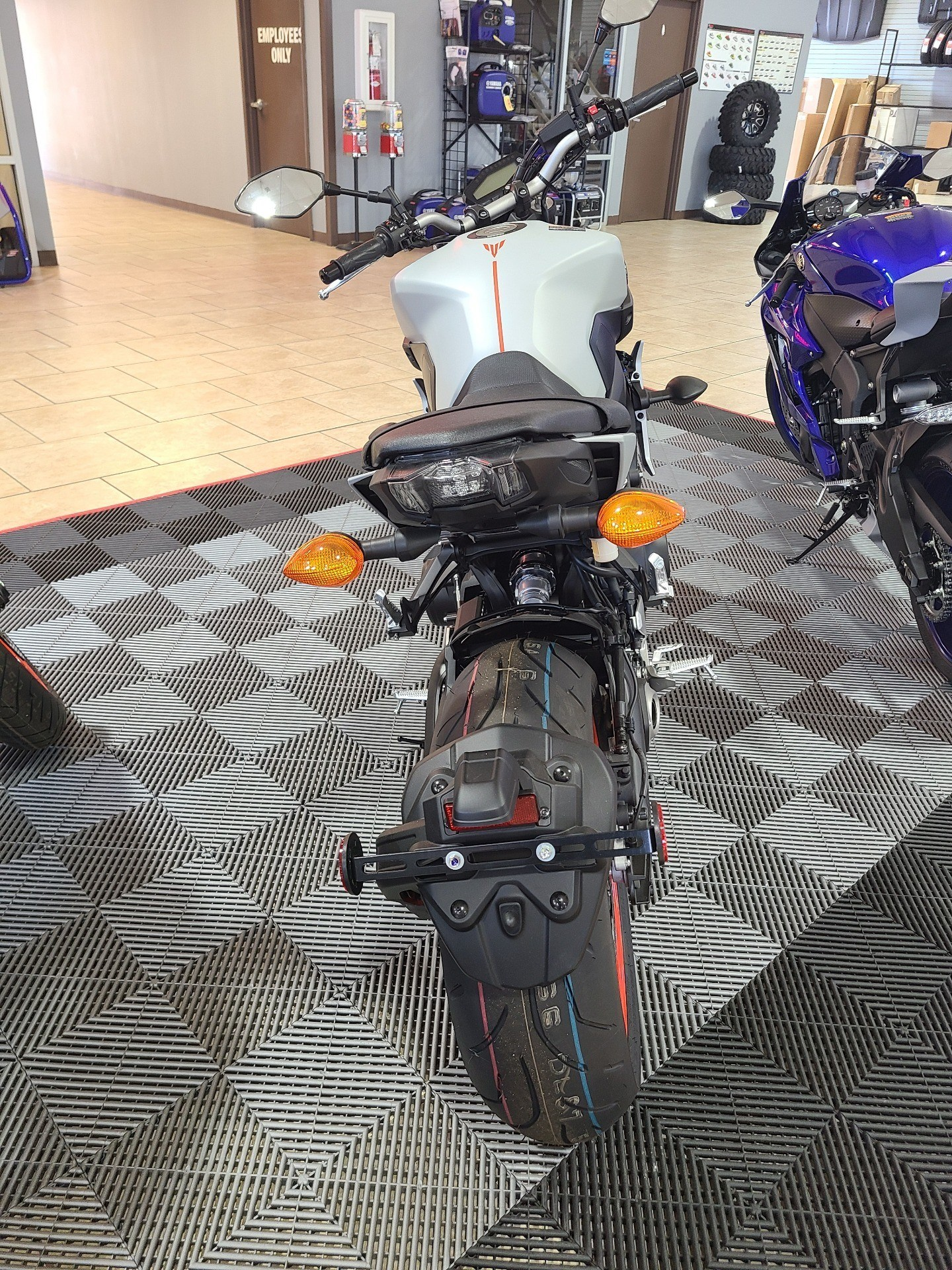 2020 Yamaha MT-09 in Rogers, Arkansas - Photo 4