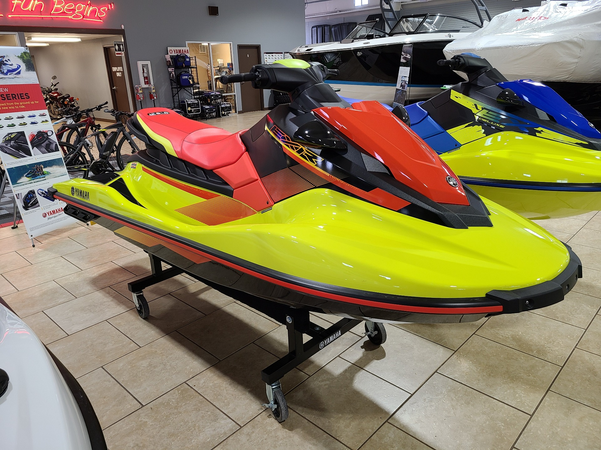 2021 Yamaha EXR in Rogers, Arkansas - Photo 1
