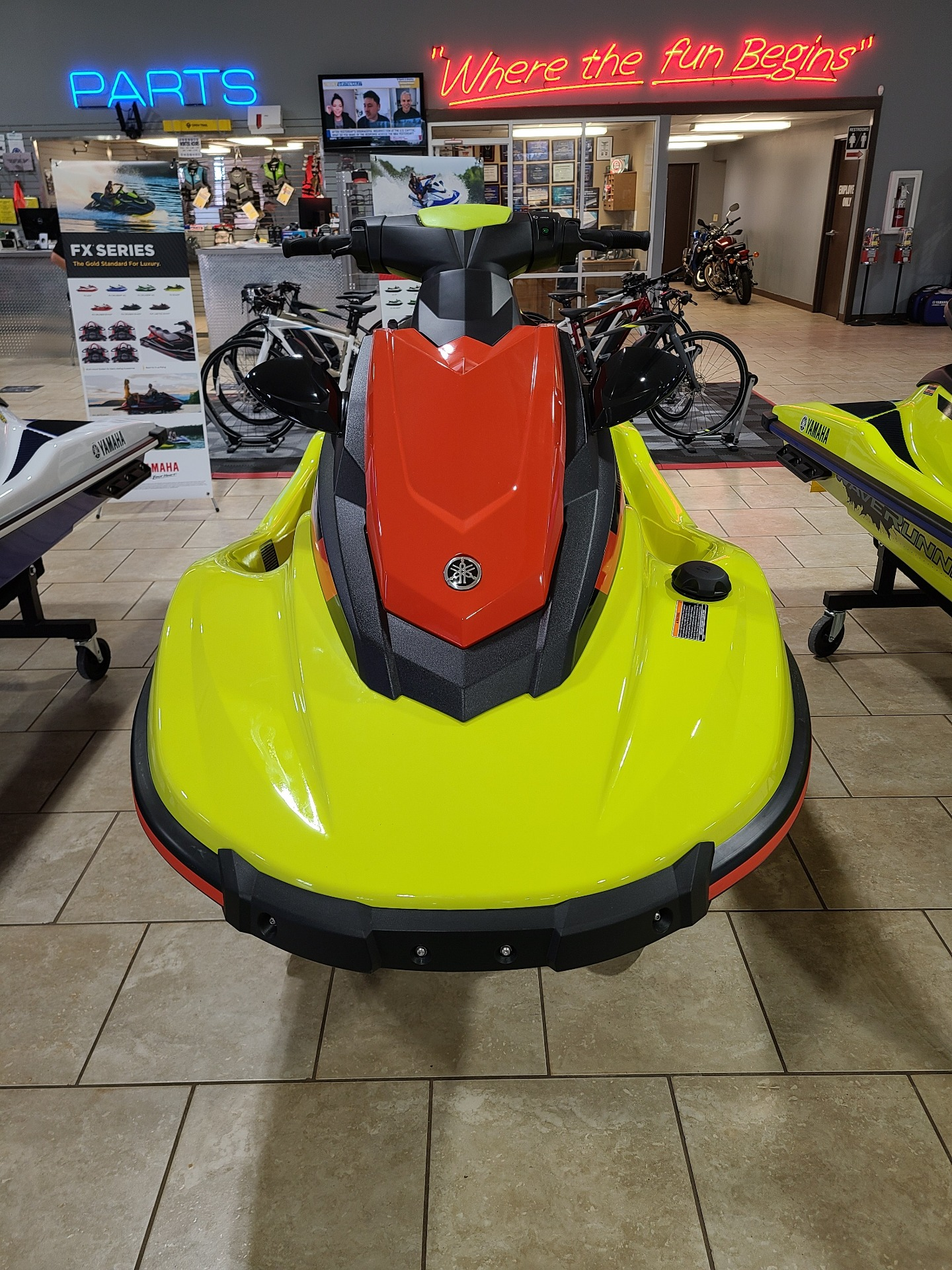 2021 Yamaha EXR in Rogers, Arkansas - Photo 2