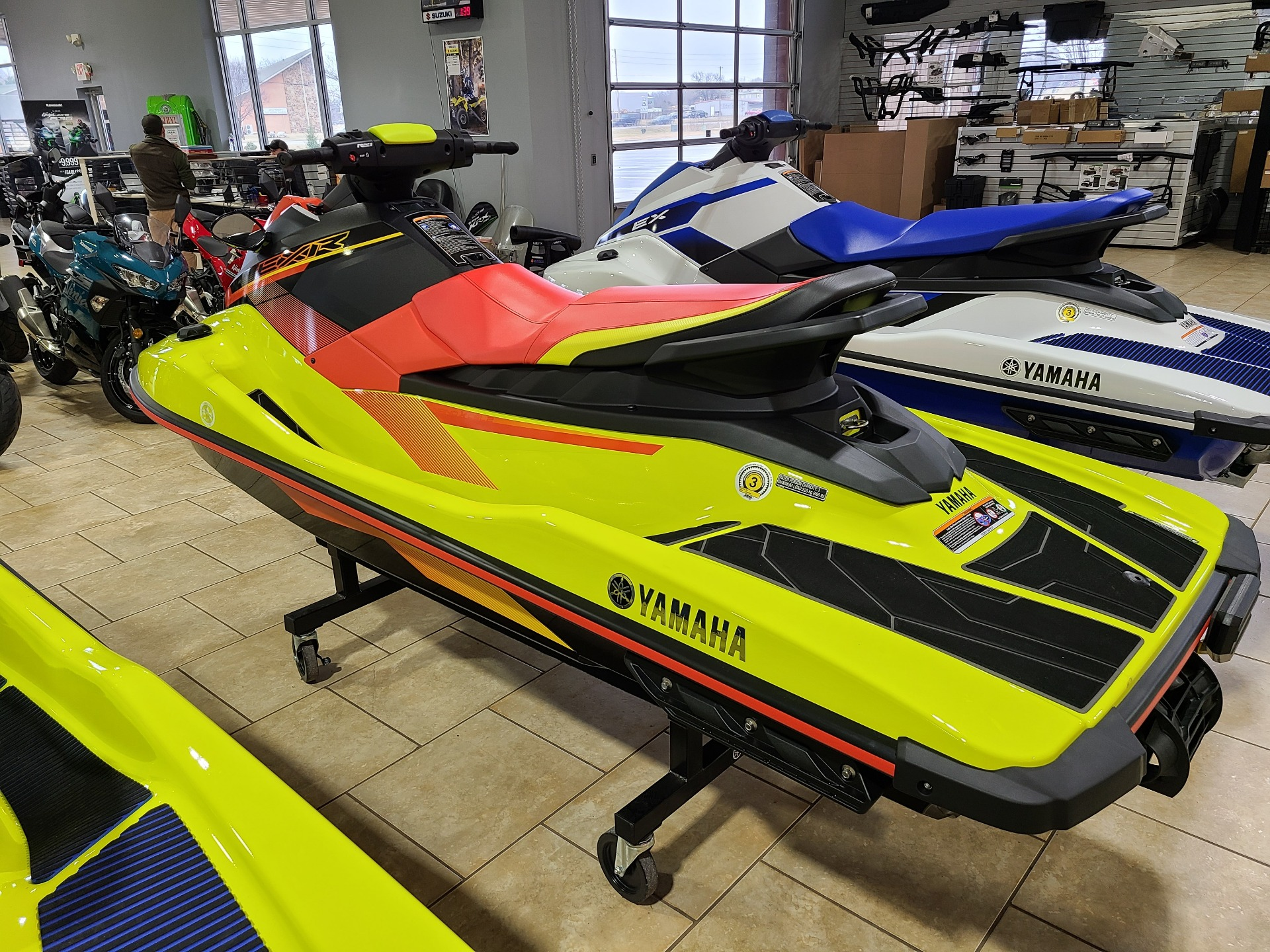 2021 Yamaha EXR in Rogers, Arkansas - Photo 4