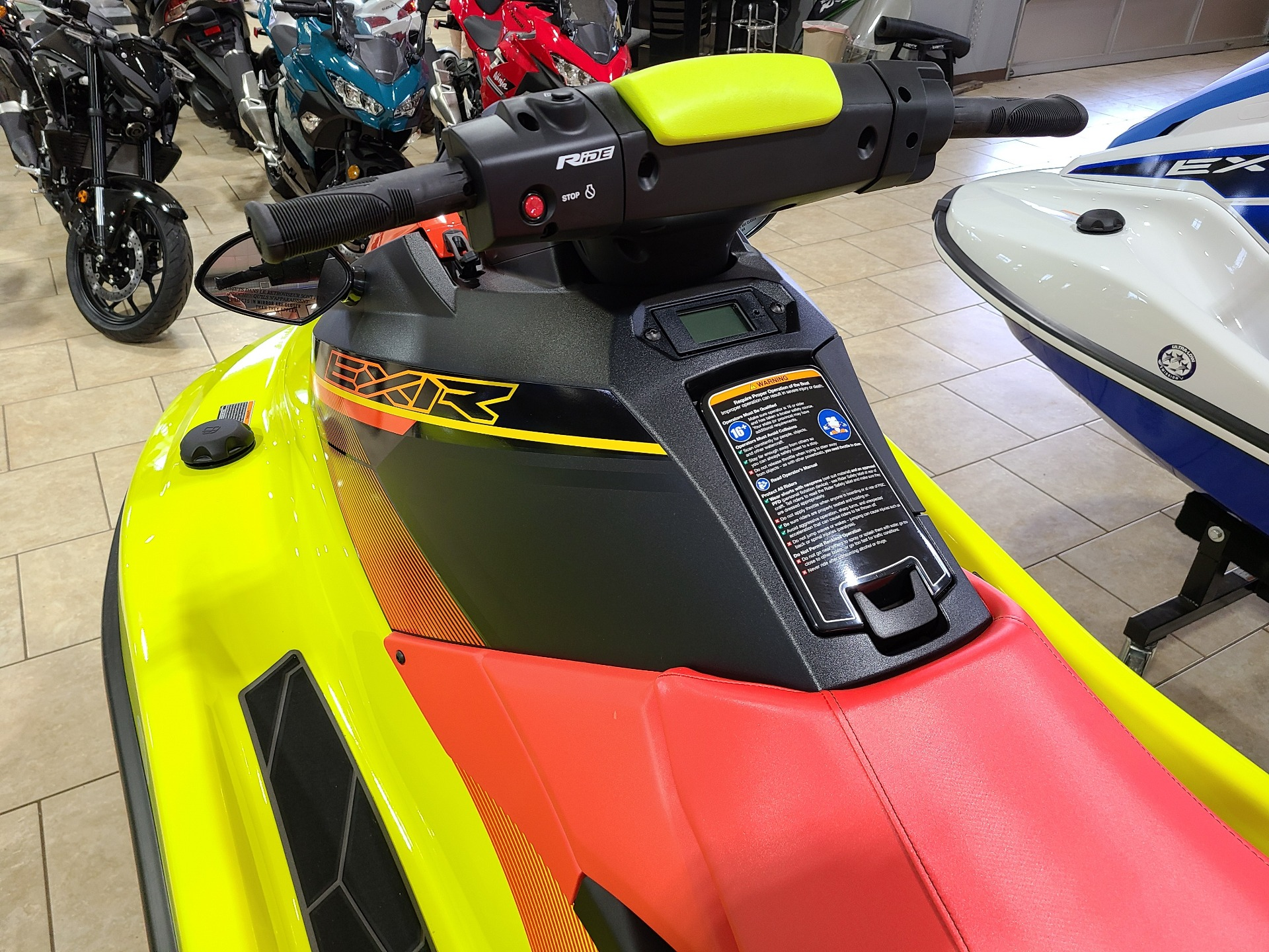 2021 Yamaha EXR in Rogers, Arkansas - Photo 6