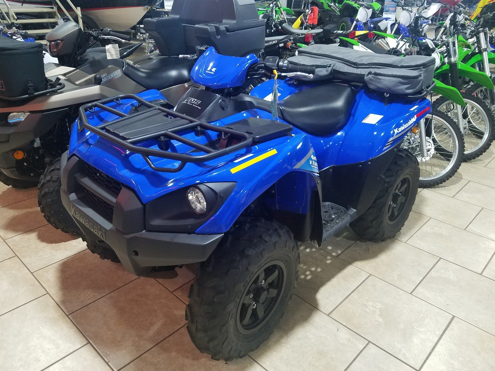 2020 Kawasaki Brute Force 750 4x4i EPS in Rogers, Arkansas - Photo 1