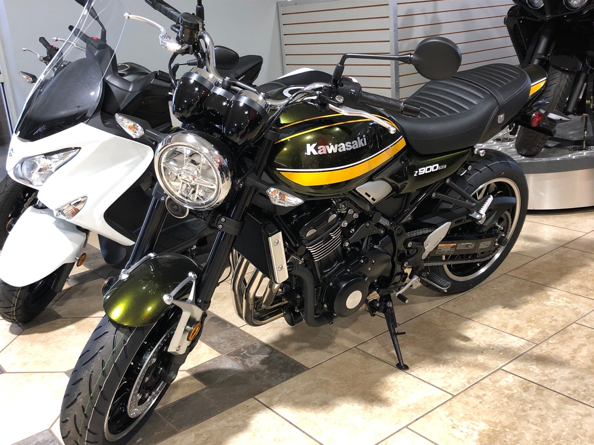 2020 Kawasaki Z900RS ABS in Rogers, Arkansas - Photo 2
