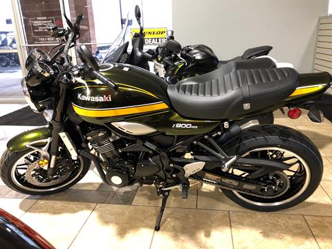 2020 Kawasaki Z900RS ABS in Rogers, Arkansas - Photo 3
