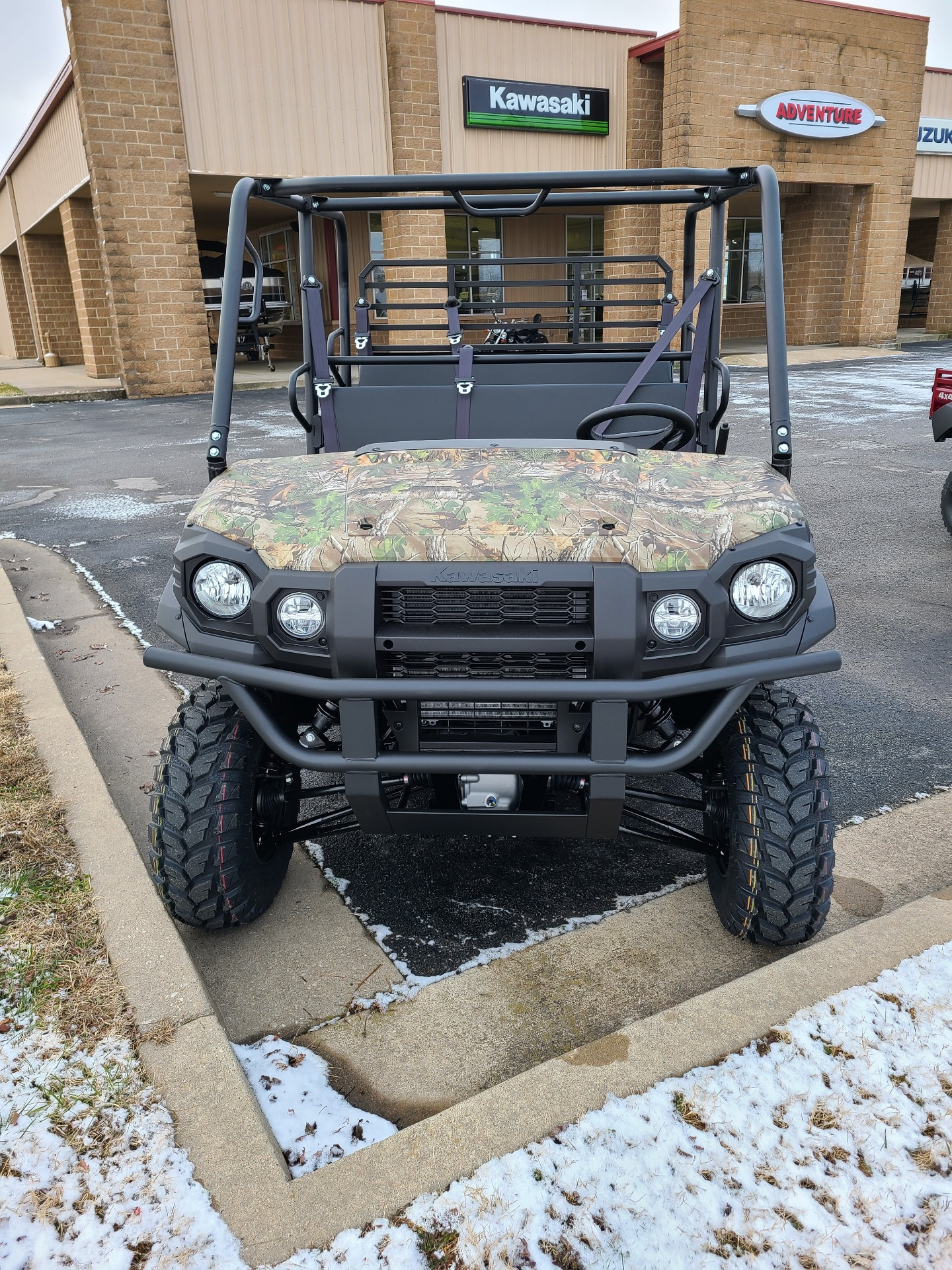 2021 Kawasaki Mule PRO-FXT EPS Camo in Rogers, Arkansas - Photo 2
