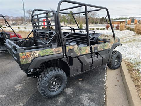 2021 Kawasaki Mule PRO-FXT EPS Camo in Rogers, Arkansas - Photo 4