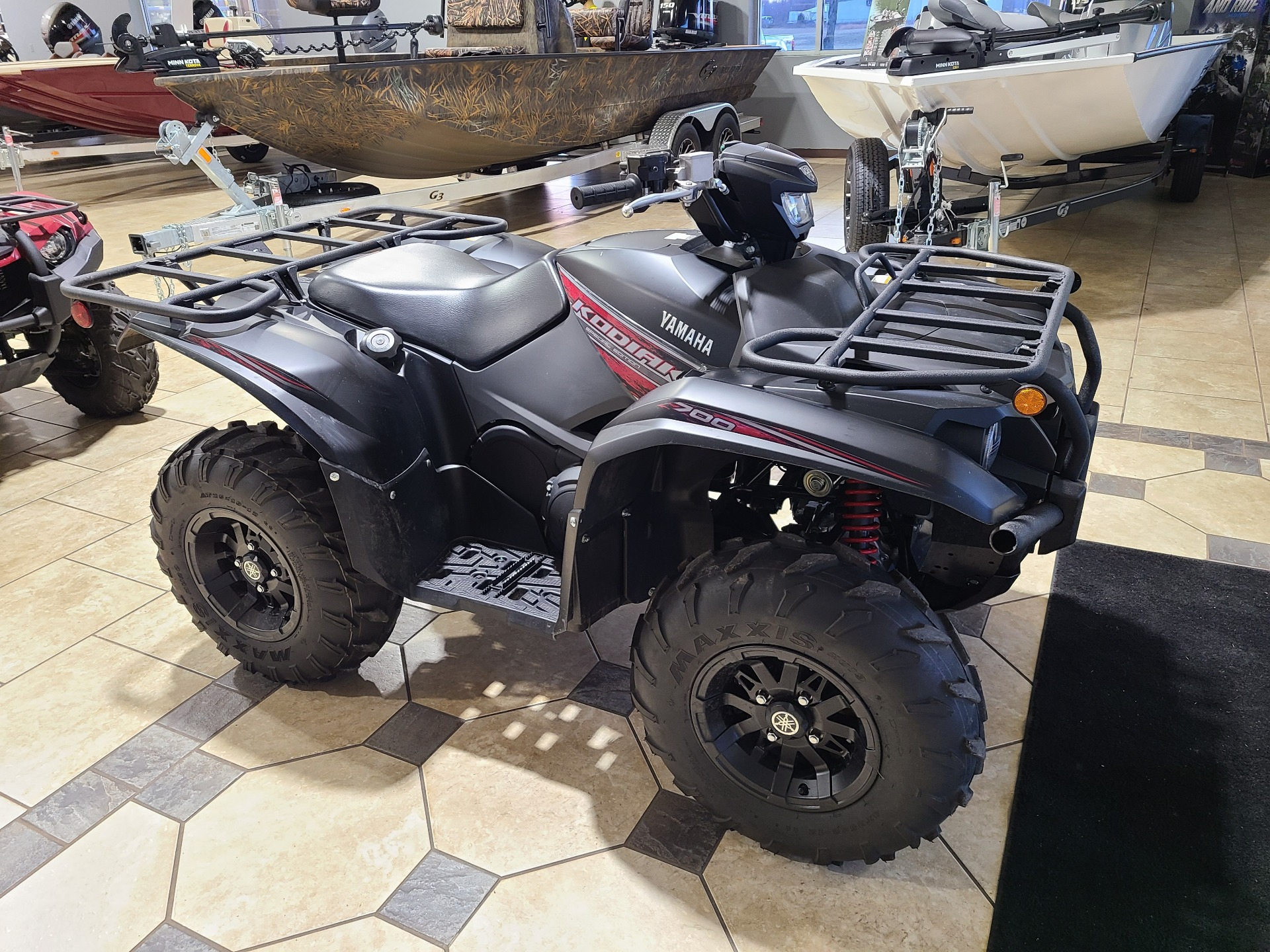2019 Yamaha Kodiak 700 EPS SE in Rogers, Arkansas - Photo 1