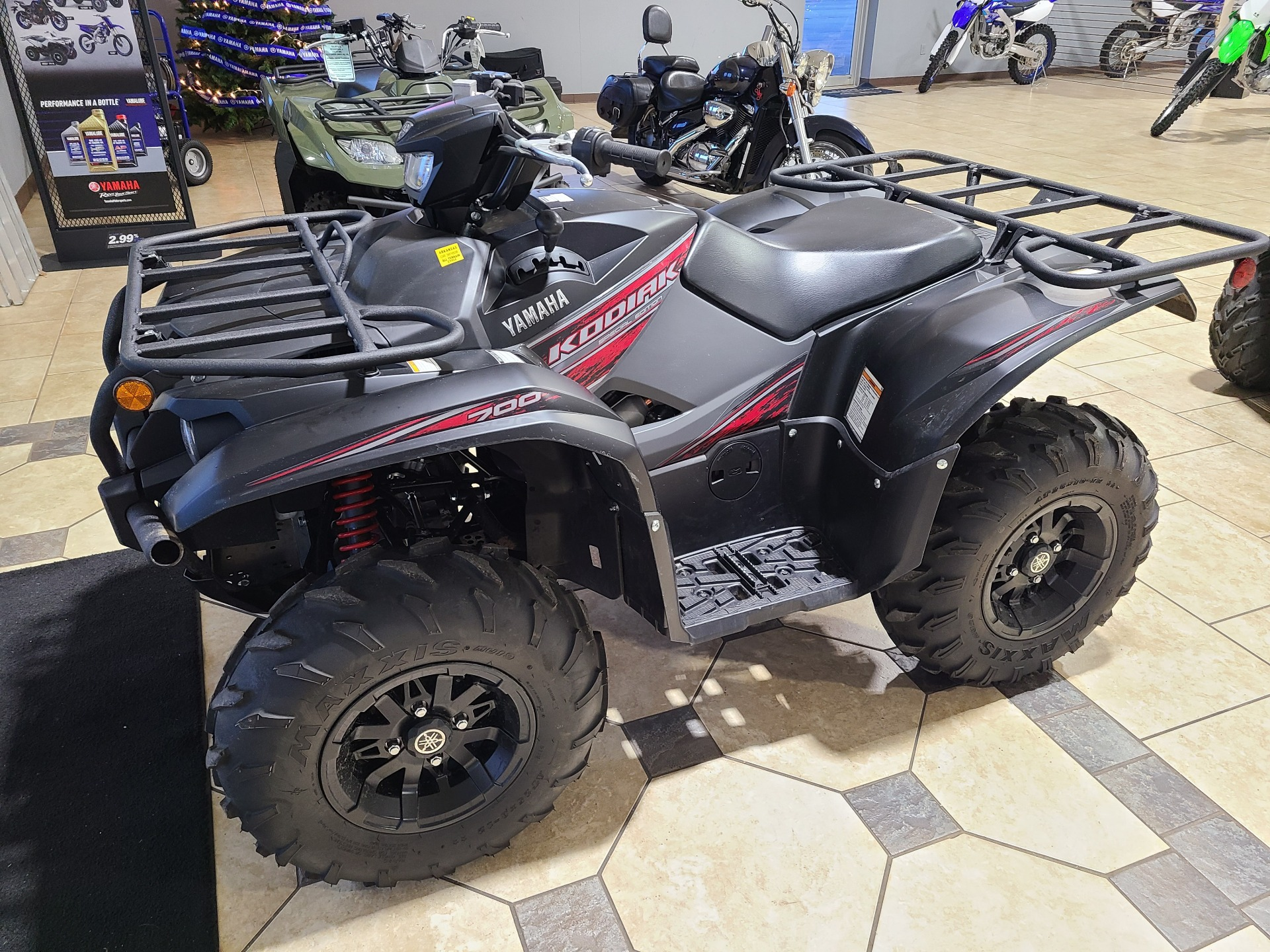 2019 Yamaha Kodiak 700 EPS SE in Rogers, Arkansas - Photo 3