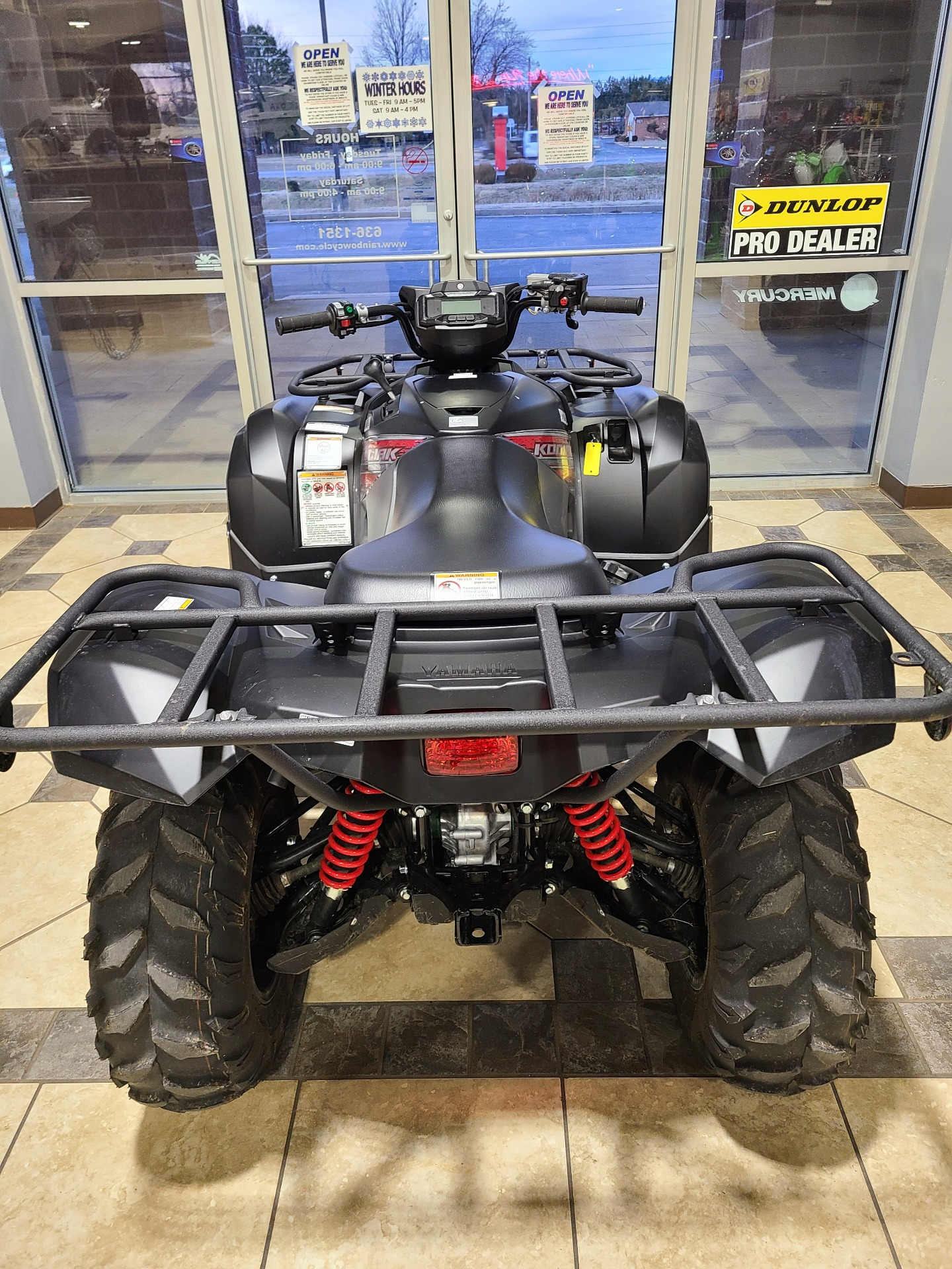 2019 Yamaha Kodiak 700 EPS SE in Rogers, Arkansas - Photo 4