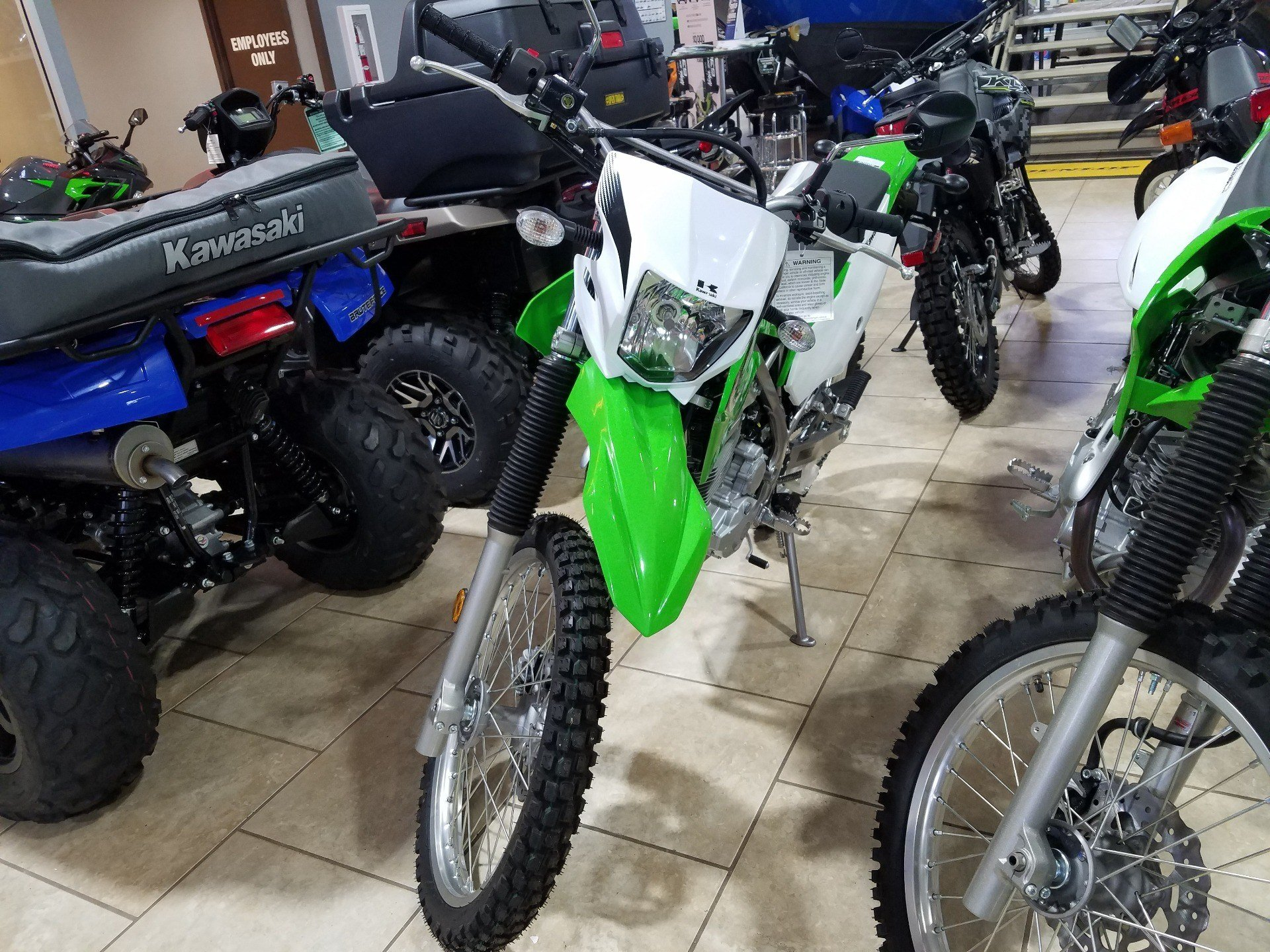 2020 Kawasaki KLX 230 in Rogers, Arkansas - Photo 1
