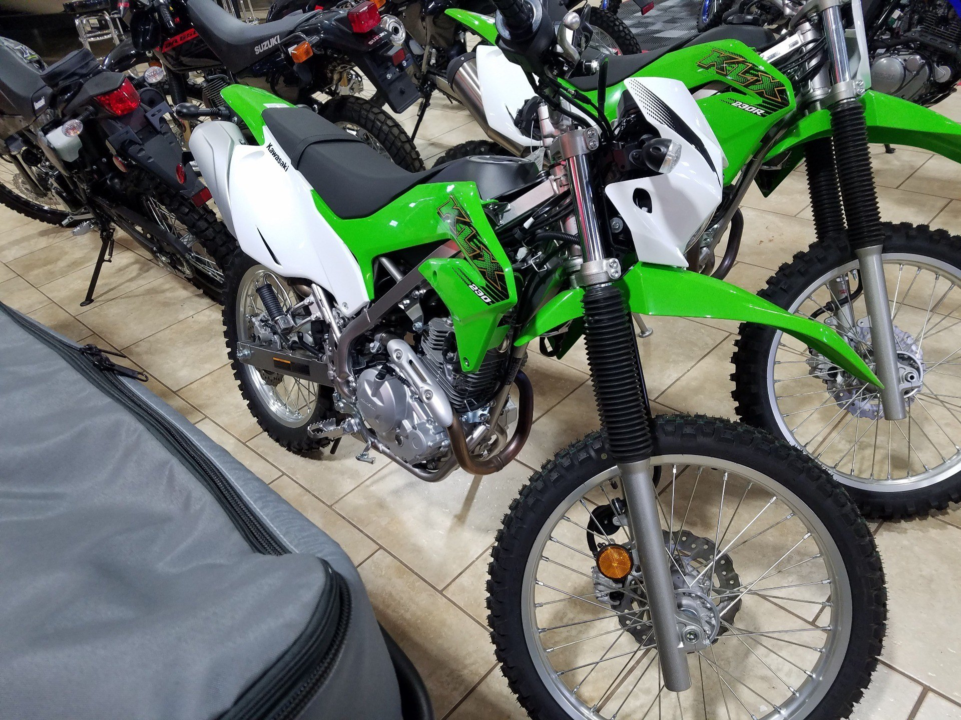2020 Kawasaki KLX 230 in Rogers, Arkansas - Photo 3