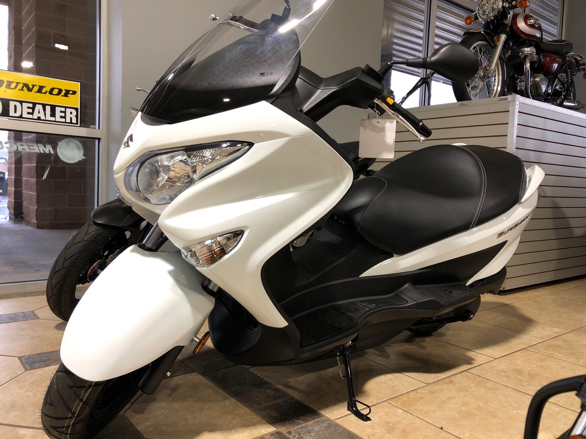 2020 Suzuki Burgman 200 in Rogers, Arkansas - Photo 3