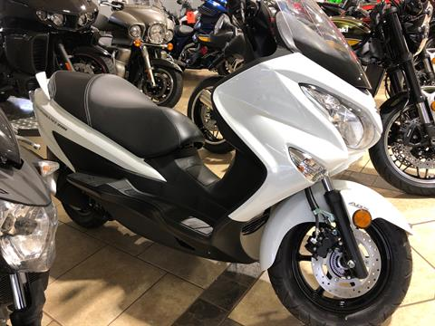 2020 Suzuki Burgman 200 in Rogers, Arkansas - Photo 1