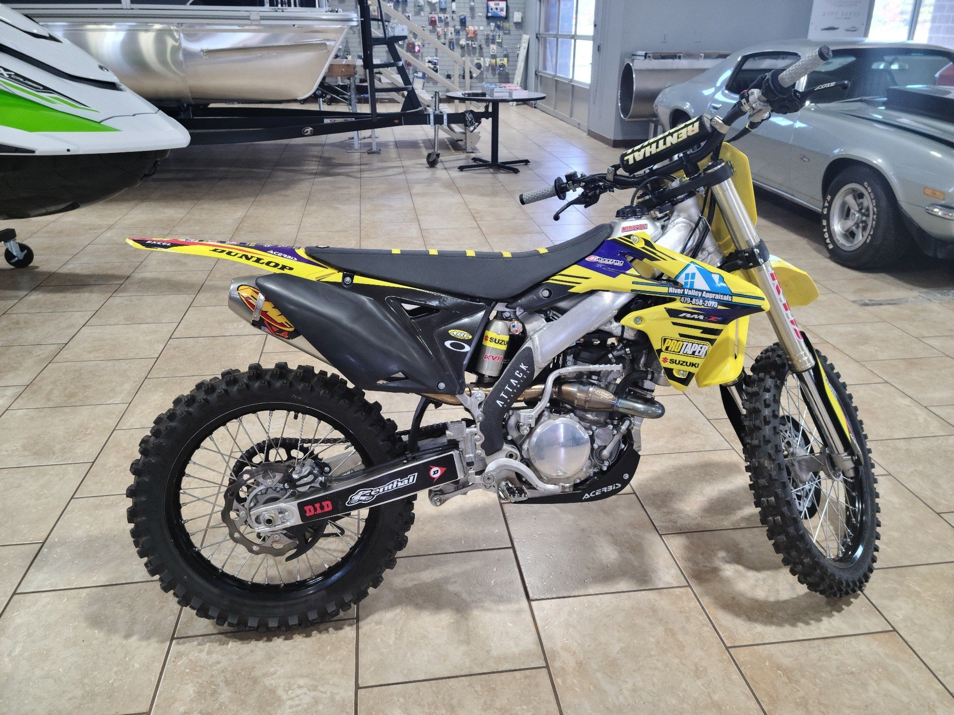 2018 Suzuki RM-Z250 in Rogers, Arkansas - Photo 1