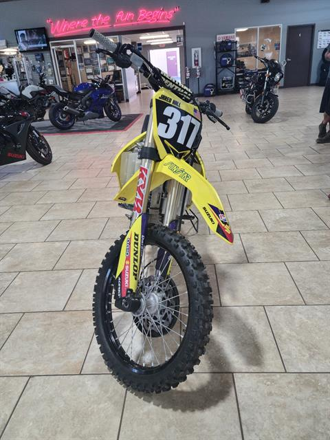 2018 Suzuki RM-Z250 in Rogers, Arkansas - Photo 2